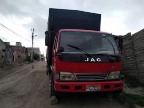Camion Jac!! Vendo Por Urgencia Bancaria