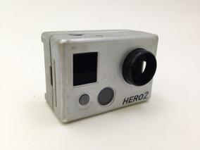 Camera Gopro Hero 2 - Retirar Peças Leia O Anuncio