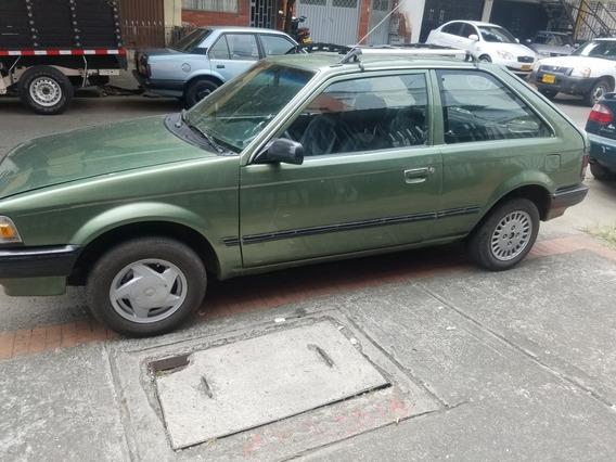 Mazda 323 Cuope