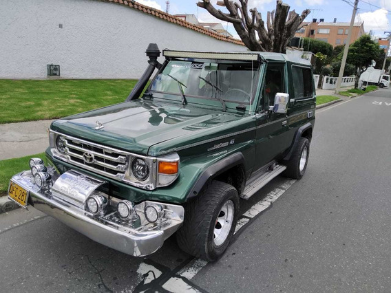 Toyota Land Cruiser 4.5 / 1998