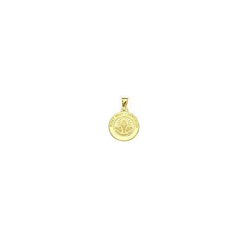 Colgantes De Las Niñas Tm000637-14y Diamondjewelryny