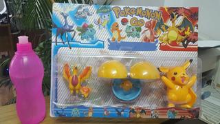 Blister Pokemon Go Pikachu Con Sonido - Oferta - N010