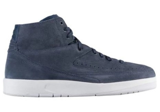 Zapatilla Jordan Retro 2 Decon Azul