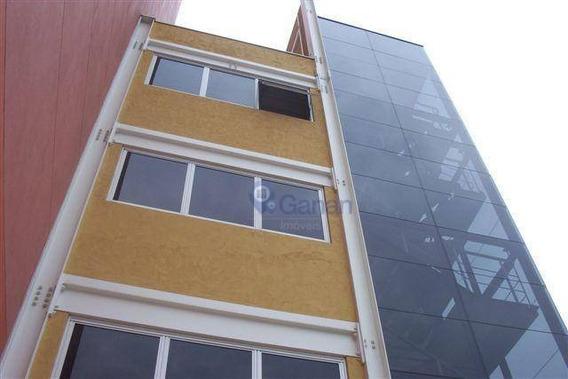 Andar Corporativo Para Alugar, 225 M² Por R$ 12.000/mês - Barra Funda - São Paulo/sp - Ac0024