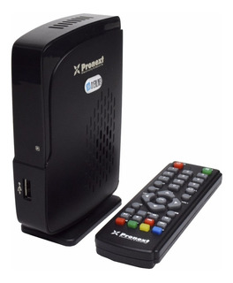 Conversor Decodificador Sintonnizador Tda Tv Usb Graba Hd