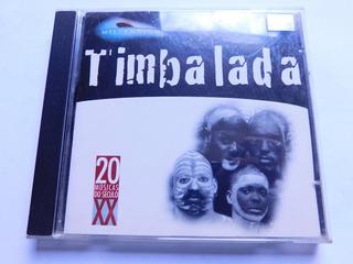 Cd Original Timbalada Colección Millennium