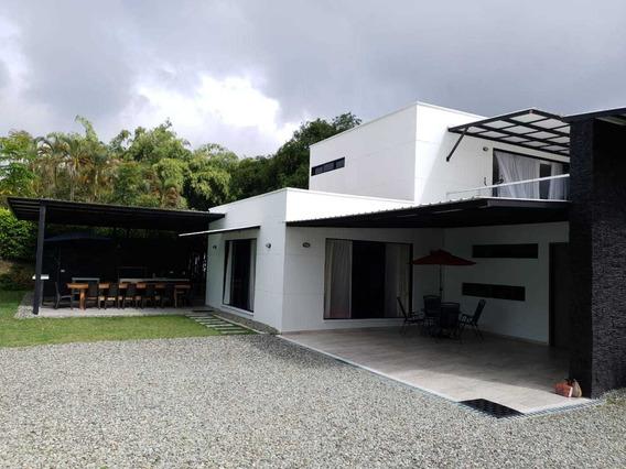 Arriendo Casa Campestre Exclusiva Sector El Caimo