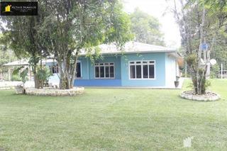 Linda Chácara Com Casa De 250mts² - 0085