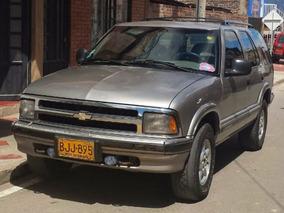 Chevrolet Blazer Mecanica 4x4 Gas/gasolina