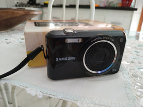 Camera Digital Samsung Es65 10.2mp Preta