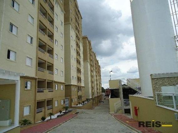Apartamento Residencial À Venda, Parque Bela Vista, Votorantim - . - Ap0577