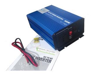 Inversor Onda Pura 600w 24v, Solar, Neveras, Lavadoras