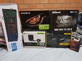 Pc Gamer Completo / Amd Fx 8300 / 8 Ram / Gt 1030 / Monitor