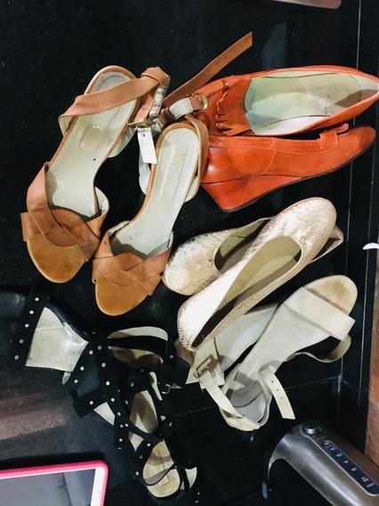 Sandalias Y Zapatos Talle 43/44 X Lote
