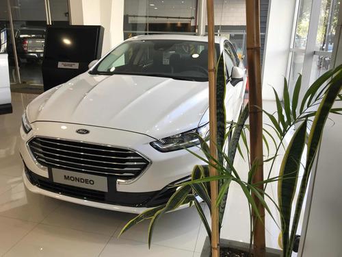Ford Mondeo Titanium Híbrido 2.0 187cv 0km 2021 Stock Físico