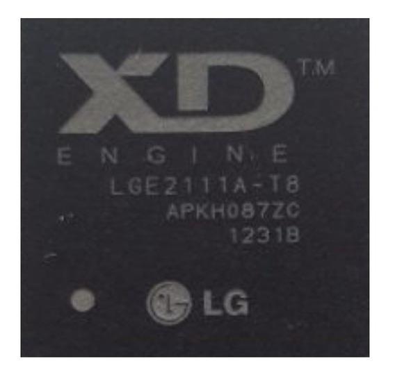 Chipset Ci LG Lge2111a-t8 Com Esferas - Original