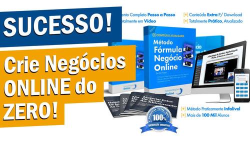 Imagem 1 de 9 de Marketing Digital - Aulas Online De Como Vender On-line