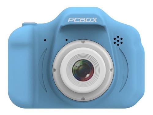 Pcbox PCB-KC compacta avanzada color celeste