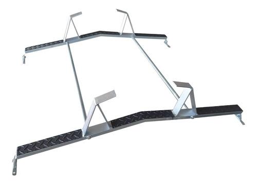 Imagem 1 de 4 de Rack / Suporte Porta-escadas  Para Carro Uno, Gol, Universal