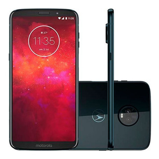 Smartphone Motorola Z3 Play Dual Chip Android 8.0 Tela 6.0