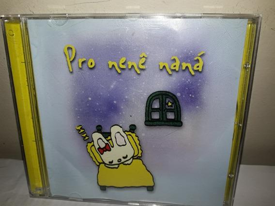 Cd Pro Nenê Naná Músicas Para Relaxar E Fazer Dormir