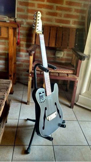 Guitarra Electroacústica Tipo Fender Acoustasonic Luthier