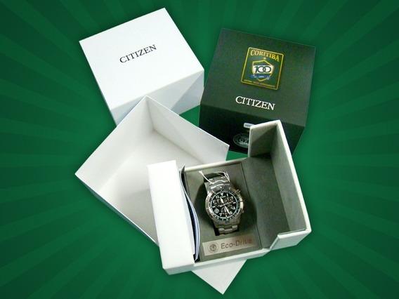 Relógio Citizen Ecodrive Edição Especial Centenário Coritiba
