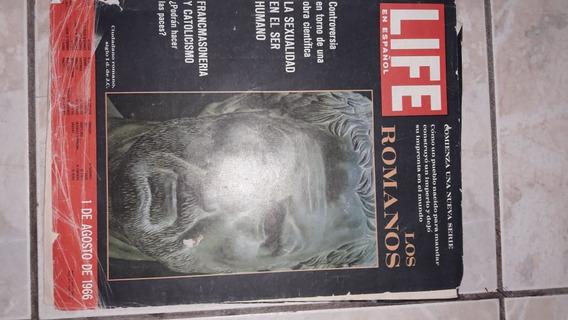 Revista Life En Espanol 1 De Agosto De 1955