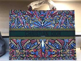 Bolsa Saco Sacola Book Tote Christian Dior Paris Inspired