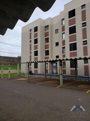 Apartamento Com 2 Dormitórios À Venda, 49 M² Por R$ 120.000,00 - Cidade Industrial Ii - Londrina/pr - Ap0943