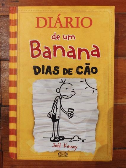 Livro Diário De Um Banana Dias De Cão