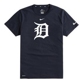 Playera Nike Tigers De Detroit Con Envío Gratis