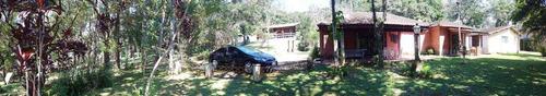 Imagem 1 de 30 de Chácara Com 5 Dorms, Embu Mirim, Itapecerica Da Serra - V1261
