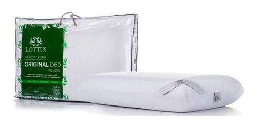 Travesseiro Lottus Memory Foam Original