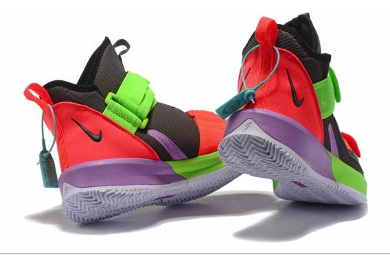 Nike Lebron Soldado 13 2019 Lo Más Nuevo Original Caja Grati