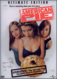 Dvd : American Pie (unrated Version, Widescreen, 2 Disc)