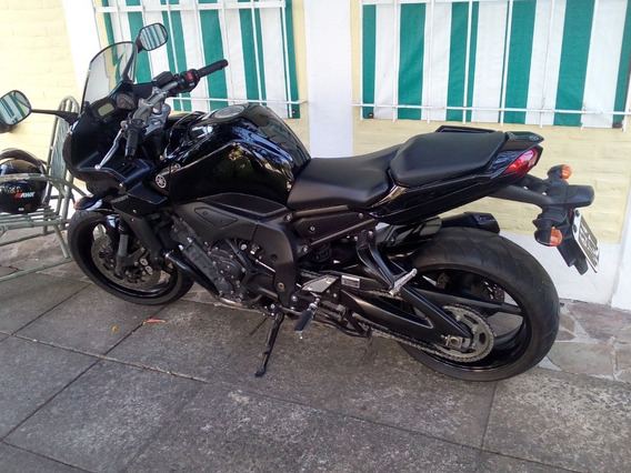 Yamaha Fazer 1000 2012