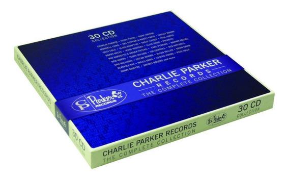 Charlier Parker - Caixa Com 30 Cd