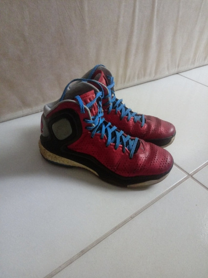 Tênis Basquete adidas D. Rose 5 Boost