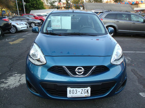 Nissan March 1.6 Sense Mt 2014***flamantisimo***