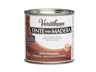 Tinta Madera Varathane 237ml Interior Arce Colonial