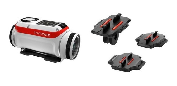 Camera Tomtom Bandit 4k Action Cam Gps Wifi Slow Motion