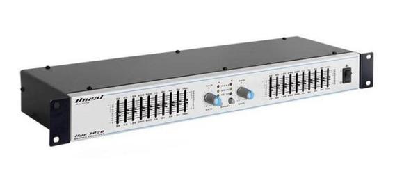 Equalizador Oneal Oge 1520 15 Bandas Stereo - Bivolt