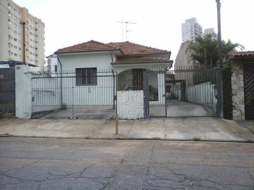 Imagem 1 de 1 de Terreno Residencial À Venda, Campestre, Santo André - Te0688. - Te0688