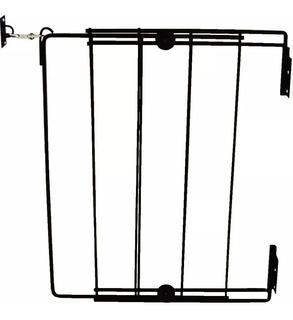 Puertita Puerta Escalera Seguridad Bebe Niño Metal Hierro