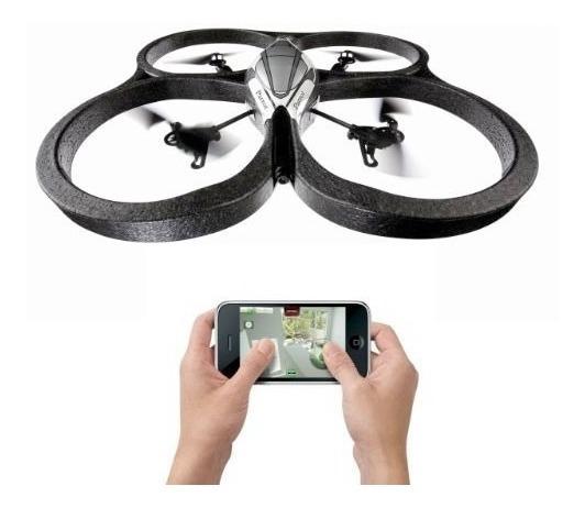 Ar Drone 2.0 Com 10 Horas De Uso... Muito Novo
