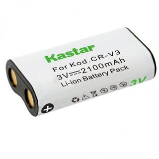 Bateria Kastar Crv3 Para Modelos Canon, Nikon, Olympus