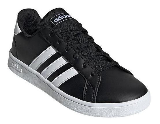 Zapatillas adidas Grand Court Niño Moda Ef0102