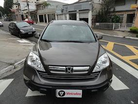 Honda Cr-v 2.0 Lx Automatica 2009 - F7 Veículos
