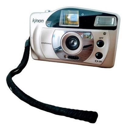 Camêra Fotográfica De Filme Flash ( Kinon Chroma)